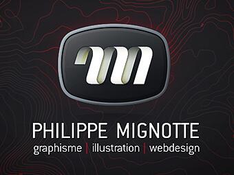 Philippe Mignotte<br />Graphiste, illustrateur &#038; designer graphique freelance
