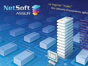 Identité graphique Netsoft Assur