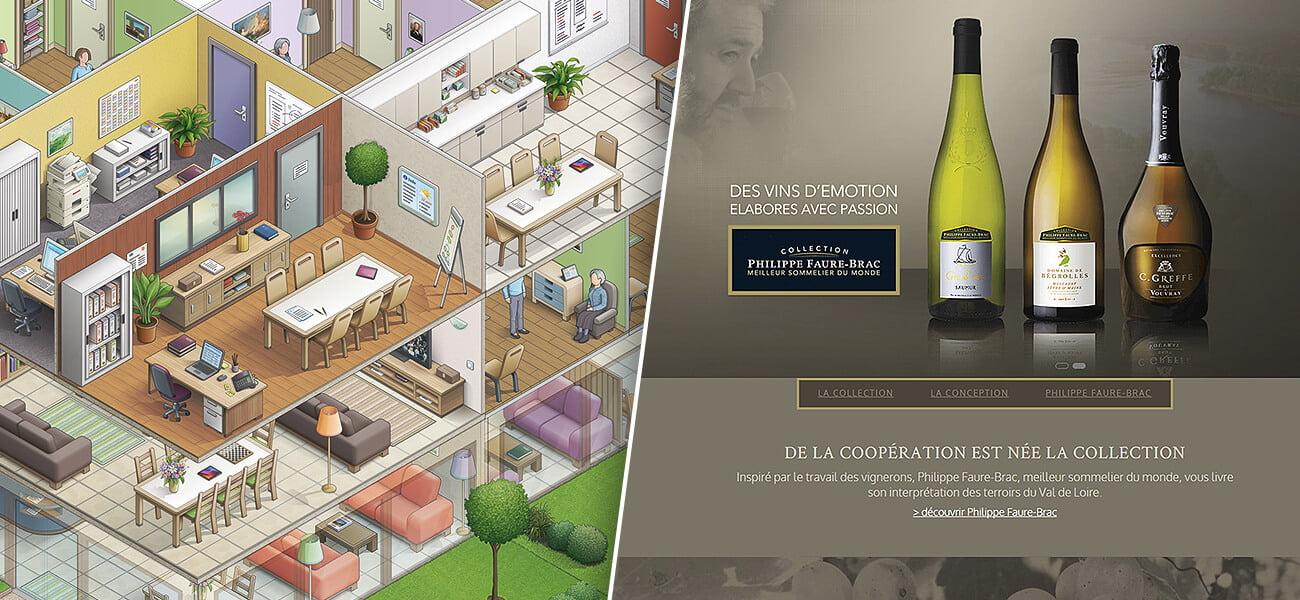 Nouveau > illustration isométrique & montage de site web - image nouveau-illustration-isometrique-vectorielle_integration-site-web-produits on https://www.philippe-mignotte.fr